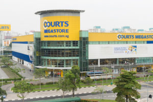 Courts-Singapore-Tampines-flagship-exterior