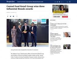 Bangkok Post - Central Food Retail Group